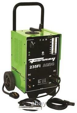 New Forney 314 230 Volt 180 Amp Heavy Duty Electric Ac/dc Arc Welder Kit 8909400