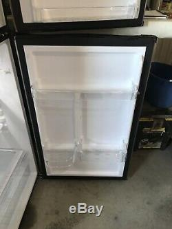 New Rv Refrigerator All 12 Volt 10.5 Cubic Stainless Steel 6.5 Amp Draw VERY EF
