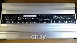 New full 6 amp YAMAHA 48v 48 Volt Golf Cart G19 G22 Battery Charger 2 pin 2pin