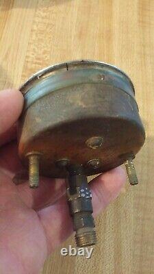 Old 2 5/8 SMOOTHIE stewart warner vacuum gauge as seen on my IG! Trog scta LQQK