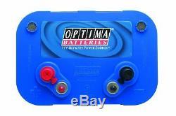 Optima Batteries 8006-006 34M BlueTop Marine Starting Battery 12-Volt 800 AMPS