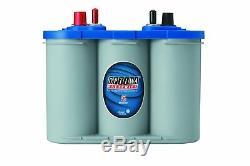 Optima Batteries 8016-103 D34M BlueTop 12-Volt, 750 Cold Cranking Amps