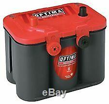 Optima Red top 8004-003 group 34 78 34/78 RedTop Battery 12-Volt 800 Amps AGM