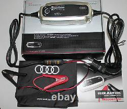 Original Audi battery Battery charger 12 Volt 5 amp maintenance charger