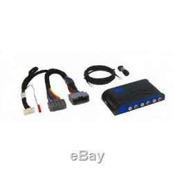PAC AmpPRO AP4-CH21 AMP Replacement Interface 2007-up Chrysler, Dodge, Jeep, RAM