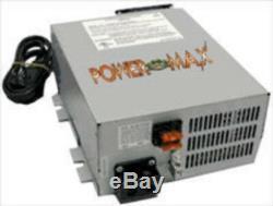 Pm3-45 Powermax 12 Volt DC 45 Amp Converter Charger New