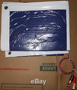 Portable Foldable Flexible 70W Solar Panel Ham Radio Camping 16 VOLT 4.4 AMP