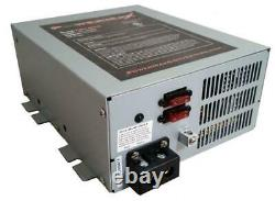 PowerMax PM3-60LK 12 Volts 60 Amp Power Converter Battery Charger LED PD9260
