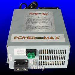 PowerMax RV Converter Battery Charger PM3-55 AMP 120 V AC to 12 volt DC Supply