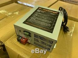 PowerMax RV Converter Camper Battery Charger PM3-45 AMP 120 V AC to 12 volt DC