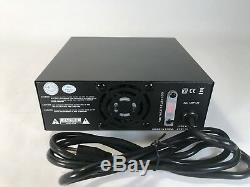 Power Supply 33 Amp 12-13.8v AC/DC with Volt AMP Meter DELTA DPS33 Ham CB Radio