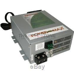 Powermax PM3-55 110-120 Volt to 12 Volt 12V DC 55 Amp Power Supply Converter