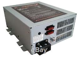 Powermax PM3-60LK 12 Volts 60 AMP Power Converter Battery Charger with LED Light