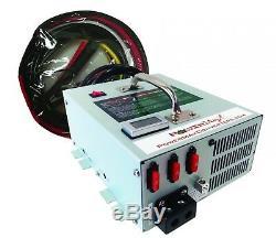 Powermax PMBC-120 - 120 Amp 12 Volt Battery Charger Power Supply