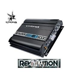 Price Reduced'til 2/14! CORZUS MD5000 5K RMS 1 Ch 2 OHM Low Volt Amp with DSP