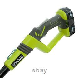 RYOBI Cordless Pole Saw 1.3-Amp 18-Volt 8-Inch Battery Charger