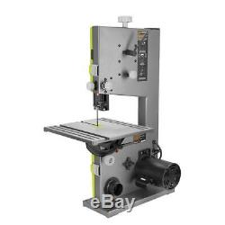 RYOBI Vertical Band Saw 9 in. 2.5 Amp 120-Volt Corded Quick-Release Tension