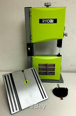 RYOBI Vertical Band Saw 9 in. 2.5 Amp 120-Volt Corded Quick-Release Tension R711