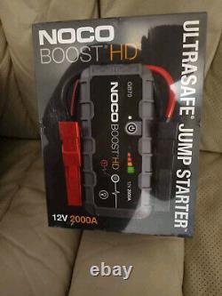 SALE NOCO Boost HD GB70 2000 Amp 12-Volt UltraSafe Lithium Jump Starter