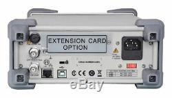 SIGLENT SDM3065X Digital Multimeter Desktop DMM AC/DC Volt Amp Ohm Hz Diode Cont