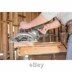 SKIL SPT77W-01 120-Volt 7-1/4-Inch 15-Amp Aluminum Worm Drive Circular Saw