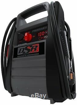 Schumacher DSR115 Jump Starter 12/24 Volt Pro Series 4400 Amp Jump Starter