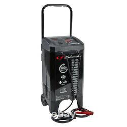 Schumacher SC1353 Automatic 200 Amp 6/12 Volt Battery Charger/Engine Starter