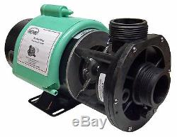 Softub Pump 1HP 230 Volts, 6.0 Amps, 1 Speed withThermal Wrap replaces coil wrap