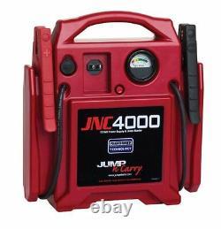 Solar JNC4000 Jump-n-carry 12 Volt Jump Starter 1100 Peak Amps. 325 Cranking