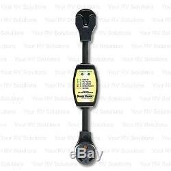 SouthWire Corp. 44260, 120 Volt 30 Amp Portable Surge Guard Surge Protector