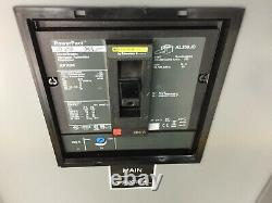 Square D 200 Amp 480/277 Volt 3 Phase 4 Wire 42 Circuit Panel Interior. 73