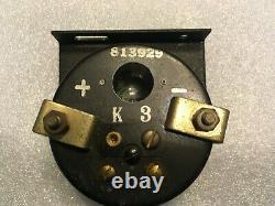 Stewart Warner 8000 rpm Green Line Tachometer Gauge! 2 5/8