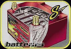 Stinger SPV35 12 Volt Deep Cycle Agm Battery Power Series 525 Amps 35Ah 1050Watt