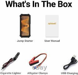 SuperCap 2 Lite 12Volt 700Amp Portable Battery-Less Jump Starter from Autowit