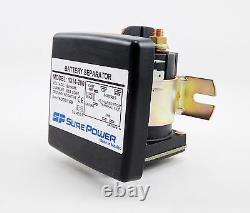 Sure Power 1314-200 Battery Separator 12 Volt 200 amp Uni Directional
