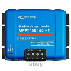 Victron BlueSolar MPPT 150/60-Tr Charge Controller 60 Amps / 150 Volts