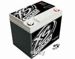 XS Power 15 Volt Super Capacitor Bank Modules 1500 Max Amp Battery SB75-975L