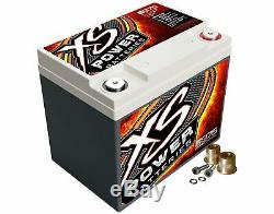 XS Power S975 12 Volt AGM 2100 Amp Sealed Starting/Racing Battery/Power Cell
