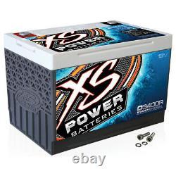 Xs Power D3400R 12 Volt Power Cell 3300 Max Amps / 80ah