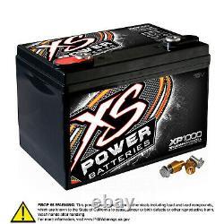 Xs Power Xp1000 16 Volt AGM Battery Max Amps 2,400a Ca 675a Ah 50 BCI Group 34